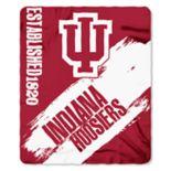 Indiana Hoosiers Clear Stadium Tote & Throw Blanket Set