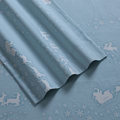 Cotton Flannel Deep Pocket Sheet Set