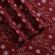 Cotton Flannel Deep Pocket Sheet Set