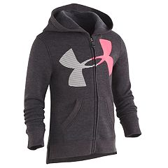 Girls 4-6x Under Armour Logo Graphic Hoodie