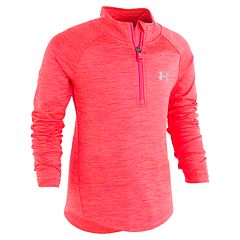 Girls 4-6x Under Armour 1/4-Zip Pullover Top