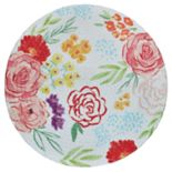 Celebrate Spring Together Braided Round Placemat