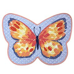 Celebrate Spring Together Shaped Butterfly Placemat
