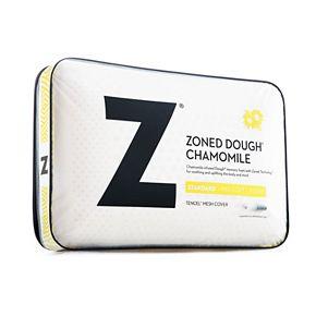 Zoned Dough Memory Foam Pillow