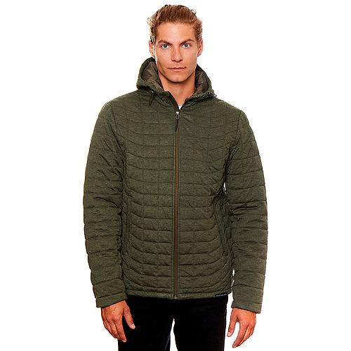 Men's Be Boundless Balance Hooded Puffer Jacket