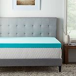 Lucid Dream Collection 4-in. Gel Memory Foam Mattress Topper