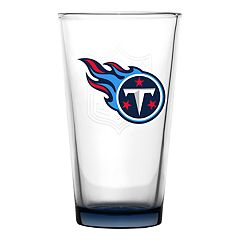 Boelter Tennessee Titans Embossed Pint Glass
