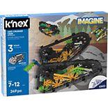 K'NEX Imagine 4WD Crusher Tank Building Set