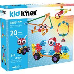 K'NEX Zoomin' Rides Building Set