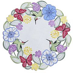 Celebrate Spring Together Farmhouse Cut-Out Placemat
