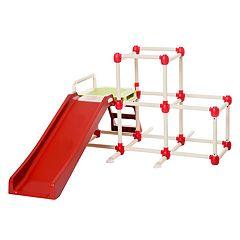 Lil' Monkey Olympus Climb N Slide Play Gym