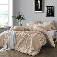 Cotton Yarn Dye Chambray Duvet Cover Set