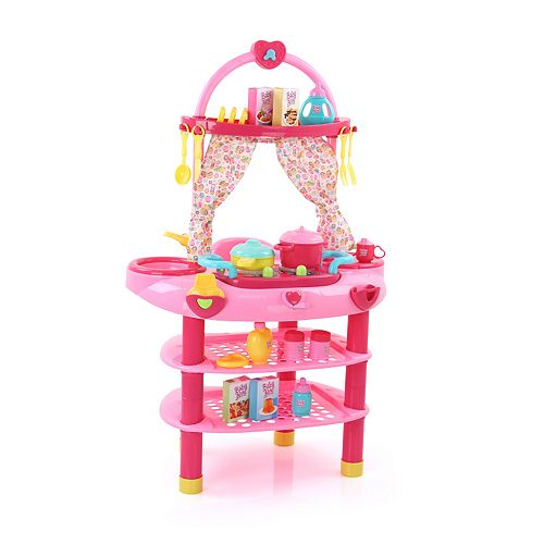 Baby Alive 3-in-1 Cook 'n Care Play Set