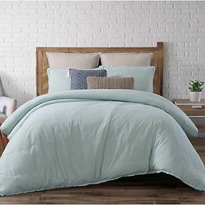 Brooklyn Loom Chambray Loft Comforter Set