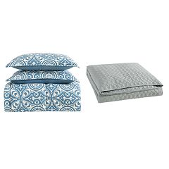 Brooklyn Loom Pine Harbor Comforter Set & Quilt