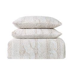 Brooklyn Loom Photo Comforter Set