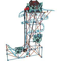 K'NEX Thrill Rides Cobweb Curse Roller Coaster Building Set