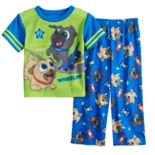 Toddler Boy Puppy Dog Pals Top & Bottoms Pajamas