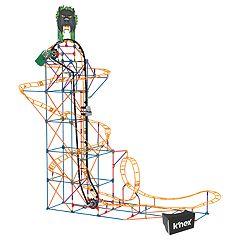 K'NEX Thrill Rides Panther Attack Roller Coaster Building Set