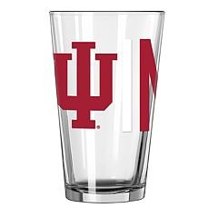 Boelter Indiana Hoosiers Overtime Pint Glass