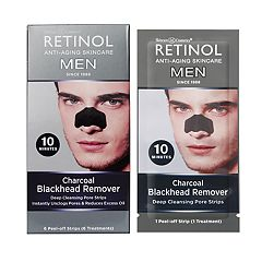 RETINOL  Men Charcoal Blackhead Remover