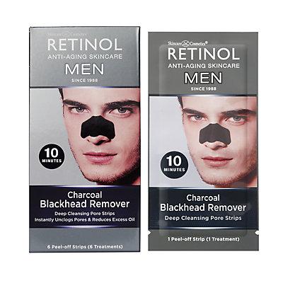 RETINOL  Men Charcoal Blackhead Remover