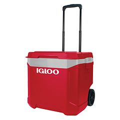 Igloo Latitude Roller 60-Quart Wheeled Cooler