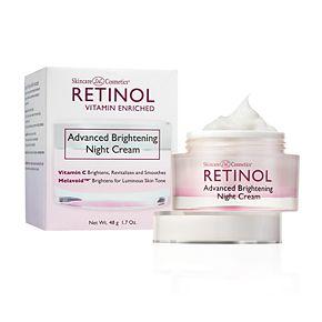 RETINOL  Advanced Brightening Night Cream