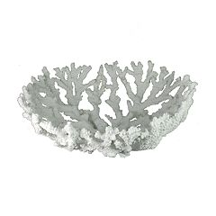 SONOMA Goods for Life™ Faux Coral Decorative Bowl Table Decor