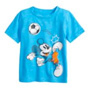 Disney's Mickey Mouse Baby Boy Soccer Graphic Tee by Jumping Beans®
