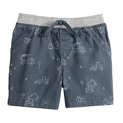 Baby Boy Jumping Beans® Pull On Twill Shorts