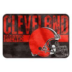 Cleveland Browns Memory Foam Bath Mat