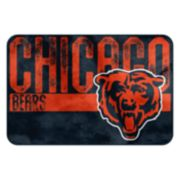 Chicago Bears Memory Foam Bath Mat