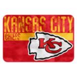 Kansas City Chiefs Memory Foam Bath Mat