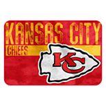 Kansas City Chiefs Memory Foam Bath Mat