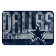 Dallas Cowboys Memory Foam Bath Mat