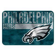 Philadelphia Eagles Memory Foam Bath Mat