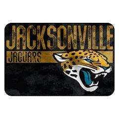 Jacksonville Jaguars Memory Foam Bath Mat