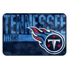 Tennessee Titans Memory Foam Bath Mat