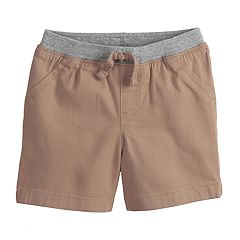 Baby Boy Jumping Beans® Twill Pull On Shorts