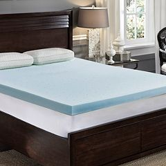 LoftWorks 3-in. Cool Memory Foam Mattress Topper