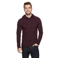 Men's Apt. 9® Textured Pullover Hoodie