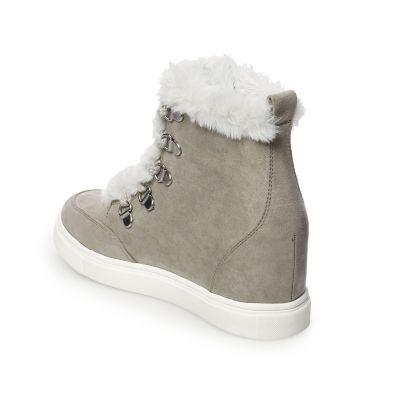 madden NYC Piia Women's Wedge Winter Boots