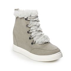 madden NYC Piia Women's Wedge Winter Boots
