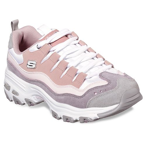 abd75599d21b Skechers D Lites Sure Thing Women s Sneakers