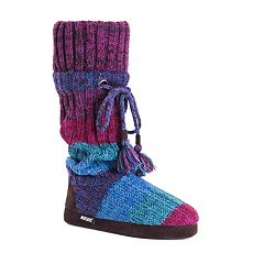 Women's MUK LUKS Avril Boot Slippers