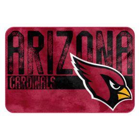 Arizona Cardinals Memory Foam Bath Mat