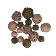 SONOMA Goods for Life? Rustic Ball Vase Filler 23-piece Set