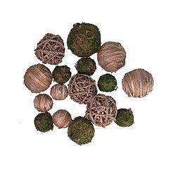 SONOMA Goods for Life™ Rustic Ball Vase Filler 23-piece Set