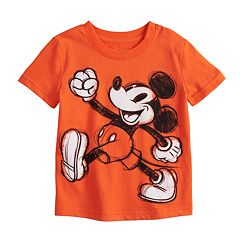 888a298f3 Disney's Mickey Mouse Baby Boy Graphic Tee by Jumping Beans®
